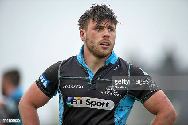 Ali Price of Glasgow pictured during the Guinness PRO12 rugby match between Connacht Rugby and Glasgow Warriors at the Sportsground in Galway,...