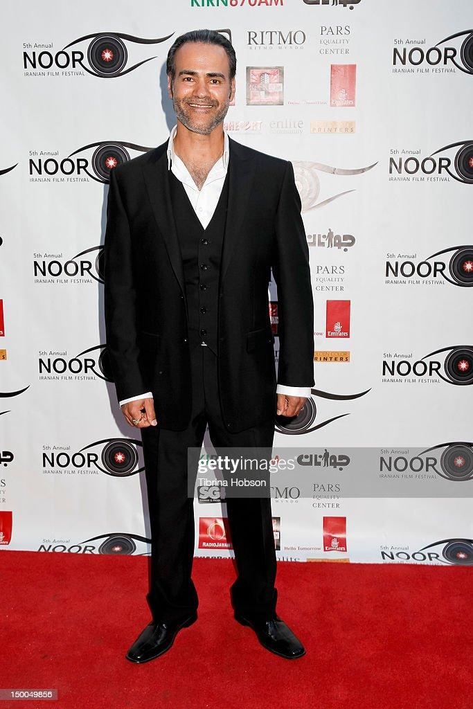 5th Annual Noor Iranian Film Festival Awards Ceremony : News Photo
