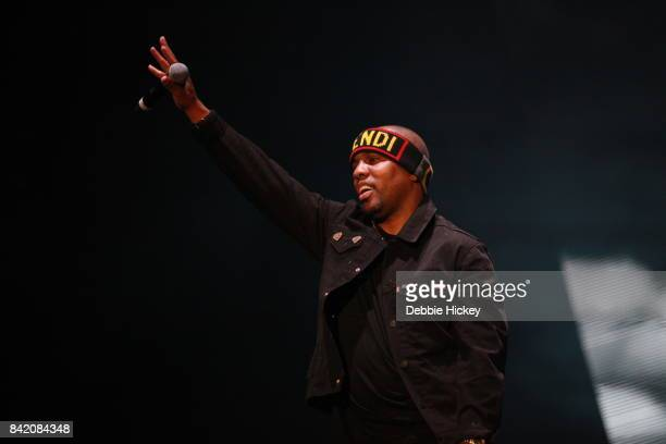 02 Ali Shaheed Muhamma of A Tribe Called Quest perform at Electric Picnic Festival at Stradbally Hall Estate on September 2 2017 in Laois Ireland...