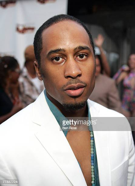 Ali Shaheed Muhammed of A Tribe Called Quest