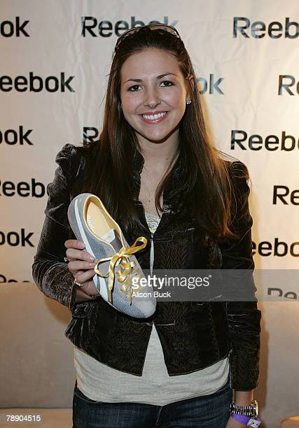 Ali Sims attends the Kari Feinstein Winter Style Lounge at Social Hollywood on January 10 2008 in Hollywood Califonia