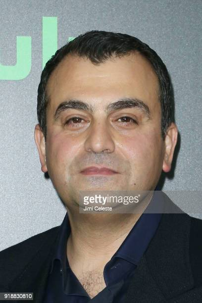 Ali Soufan attends Hulu's The Looming Tower Series Premiere at The Paris Theatre on February 15 2018 in New York City