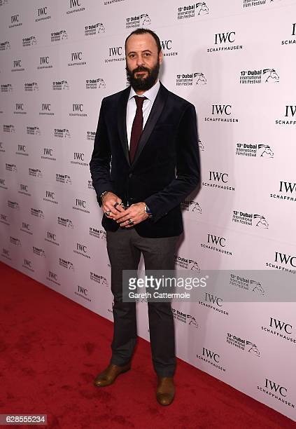 Ali Suliman attends the IWC Filmmaker Award during day two of the 13th annual Dubai International Film Festival held at the One and Only Hotel on...