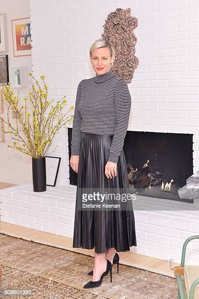 Ali Taekman attends Jenni Kayne Fall 2016 Collection Launch Dinner on February 4 2016 in Los Angeles California