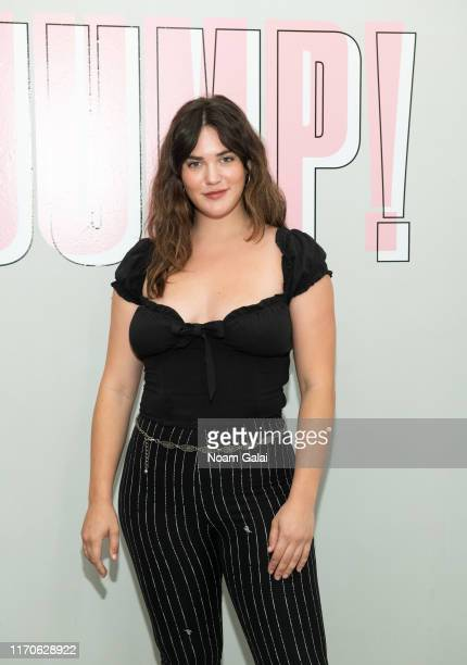 Ali Tate Cutler attends the Beyond Yoga x Amanda Kloots Collaboration Launch Event on August 27 2019 in New York City