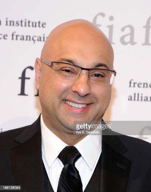 Ali Velshi attends the 2013 Trophee des Arts gala at 583 Park Avenue on November 15 2013 in New York City