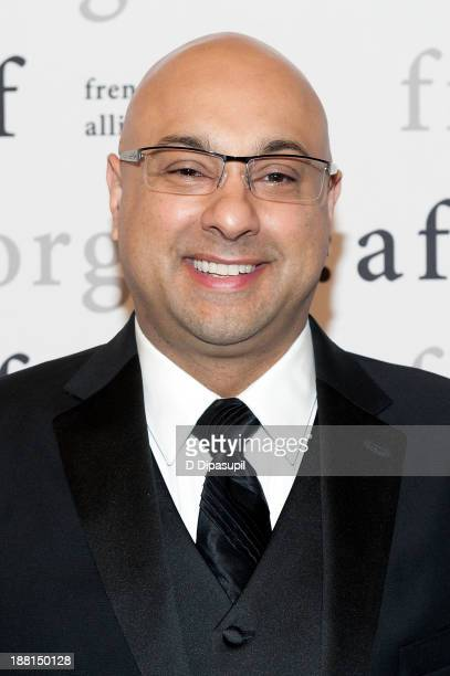 Ali Velshi attends the 2013 Trophee Des Arts gala on November 15 2013 in New York City
