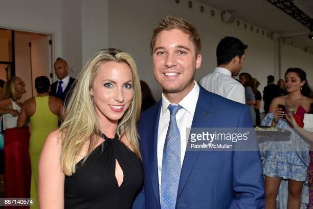 Ali von Paris and Mike Cooke attend the Joyful Revolution Gala hosted by Mariska Hargitay's Joyful Heart Foundation at Spring Studios on May 22 2017...