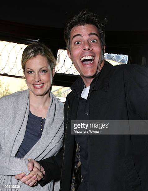 Ali Wentworth and Dana Ashbrooke during Head Case Season Premiere Party in Los Angeles at Private Residence in Los Angeles California United States