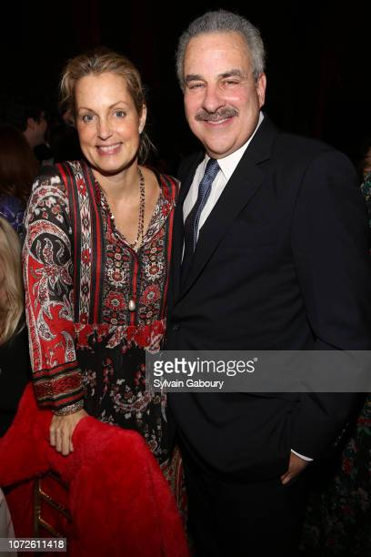 Ali Wentworth and Dr Harold Koplewicz attend Child Mind Institute 2018 Child Advocacy Award Dinner at Cipriani 42nd Street on November 19 2018 in New...