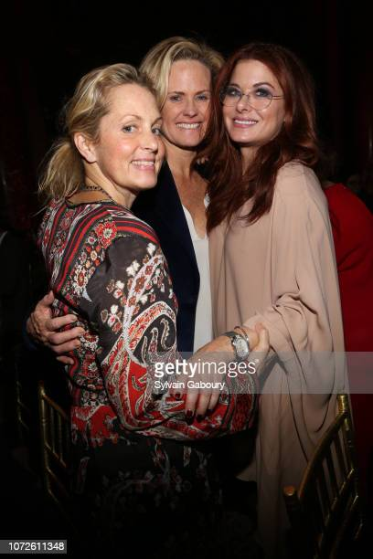 Ali Wentworth Ashley McDermott and Debra Messing attend Child Mind Institute 2018 Child Advocacy Award Dinner at Cipriani 42nd Street on November 19...