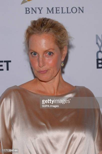 Ali Wentworth attends the 8th Annual New York City Ballet Fall Fashion Gala at David H Koch Theater Lincoln Center