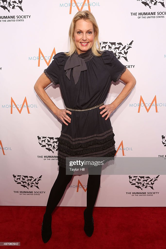Ali Wentworth attends The Humane Society Gala at Cipriani 42nd Street on November 13, 2015 in New York City.