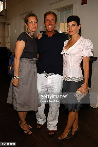 Ali Wentworth Glenn McMahon and Jessica Seinfeld attend DOLCE GABBANA Benefit Luncheon hosted by Jessica Seinfeld Claude Wasserstein and Stephanie...