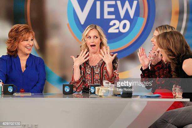 THE VIEW Ali Wentworth is the guest today Tuesday December 13 2016 on ABC's 'The View' 'The View' airs MondayFriday on the ABC Television Network BILA