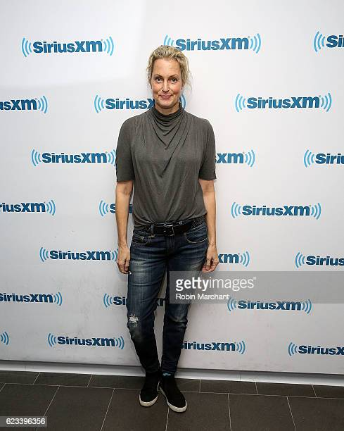 Ali Wentworth visits at SiriusXM Studio on November 15 2016 in New York City