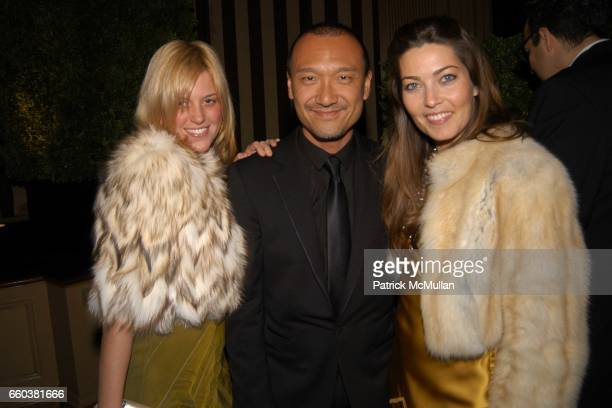 Ali Wise Joe Boyer and Alixe Boyer attend The Young Fellows of the Frick Collection and Carolina Herrera present a gala 'Men's Club' In Support of...