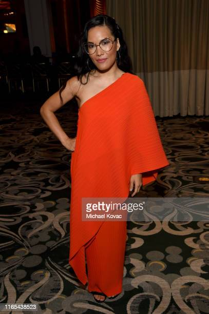 Ali Wong as Moet Chandon Celebrates the Hollywood Foreign Press Association's Grants Banquet at the Beverly Wilshire Four Seasons Hotel on July 31...