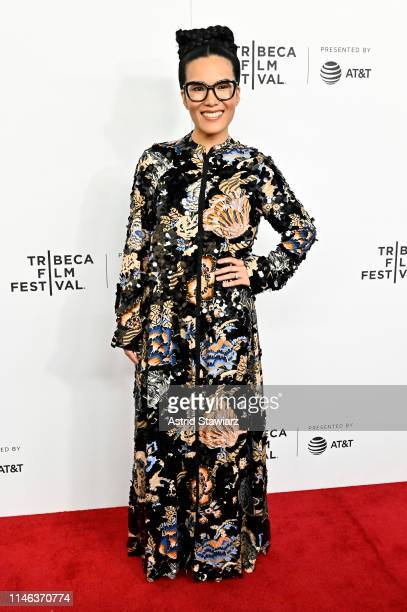 Ali Wong attends Netflix's Tuca Bertie Tribeca Film Festival Premiere at Spring Studios on May 01 2019 in New York City