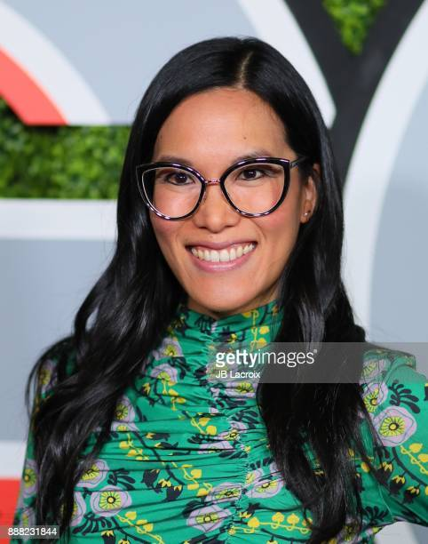 Ali Wong attends the 2017 GQ Men of The Year Party on December 07 2017 in Los Angeles California