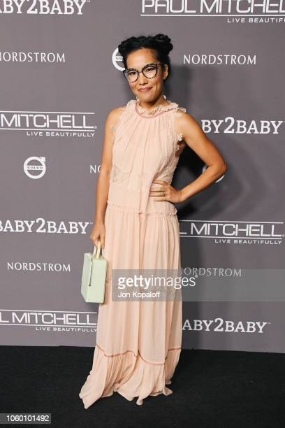 Ali Wong attends the 2018 Baby2Baby Gala Presented by Paul Mitchell at 3LABS on November 10 2018 in Culver City California