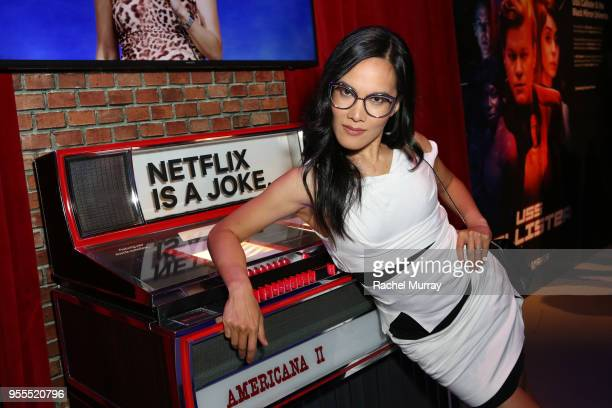 Ali Wong attends the Netflix FYSee Kick Off Party at Raleigh Studios on May 6 2018 in Los Angeles California