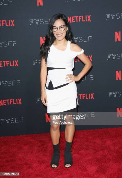 Ali Wong attends the Netflix FYSEE KickOff at Netflix FYSEE At Raleigh Studios on May 6 2018 in Los Angeles California