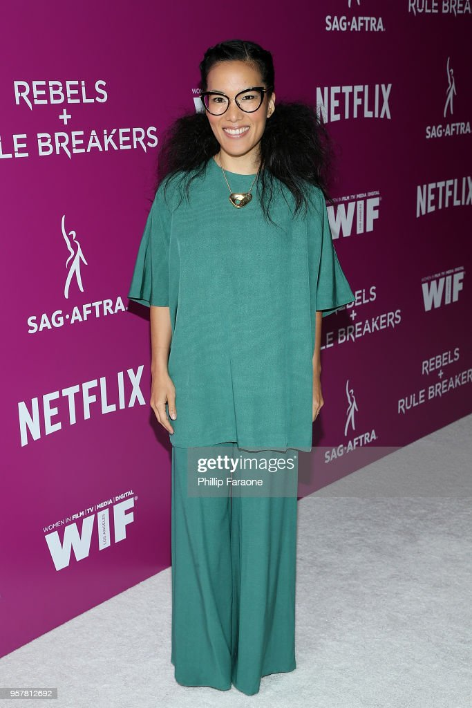 Ali Wong attends the Netflix - Rebels and Rule Breakers For Your Consideration Event at Netflix FYSee Space on May 12, 2018 in Beverly Hills, California.