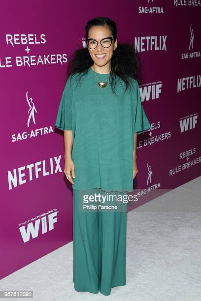 Ali Wong attends the Netflix Rebels and Rule Breakers For Your Consideration Event at Netflix FYSee Space on May 12 2018 in Beverly Hills California