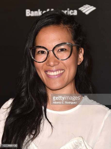 Ali Wong attends the Opening Night of Ain't Too Proud The Life And Times Of The Temptations at the Ahmanson Theatre on August 24 2018 in Los Angeles...