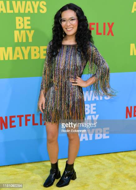 Ali Wong attends the premiere of Netflix's Always Be My Maybe at Regency Village Theatre on May 22 2019 in Westwood California