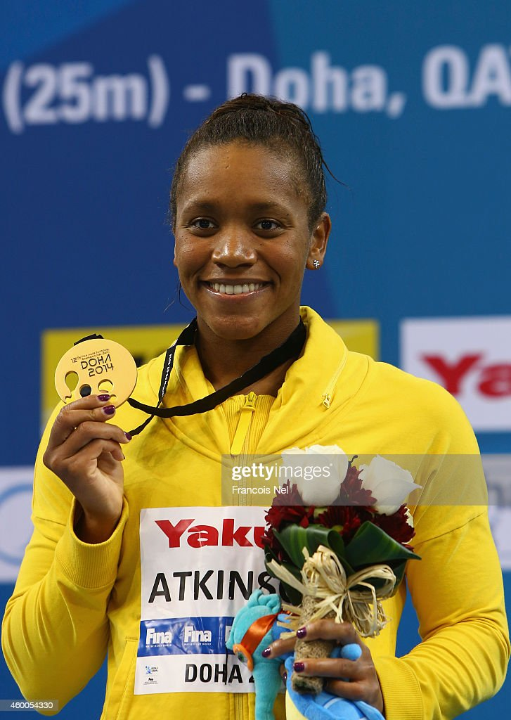 12th FINA World Swimming Championships (25m) - Day Four : News Photo