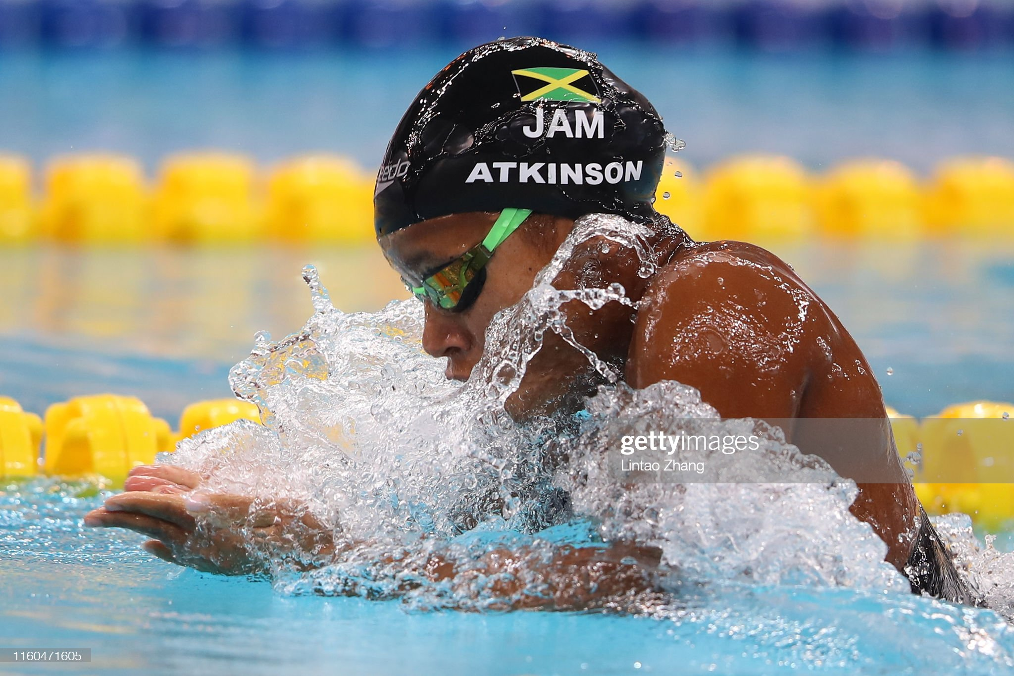 2019 FINA Swimming World Cup - Day 2 : News Photo