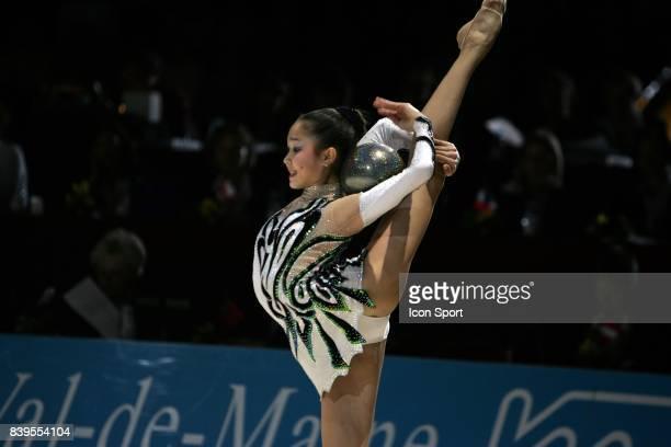 Alia GARAEVA Internationaux de Gymnastique Rythmique et Sportive de Thiais 2006