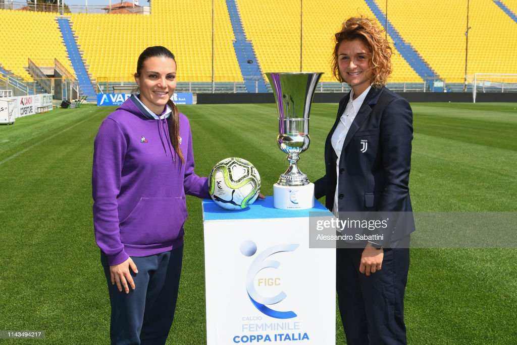 ITA: Coppa Italia Women Media Day