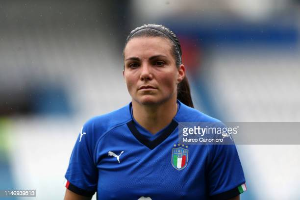 Alia Guagni of Italy Women during the International Friendly match between Italy Women and Switzerland Women