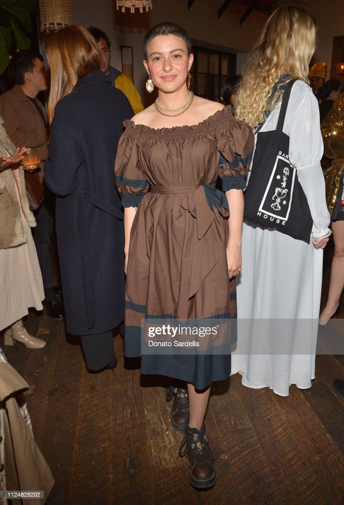 Liz Goldwyn And MATCHESFASHION.COM Celebrate The Launch Of Frieze LA : News Photo