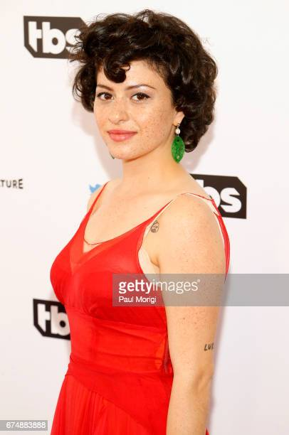 Alia Shawkat attends Not the White House Correspondents' Dinner presented by Full Frontal With Samantha Bee at DAR Constitution Hall on April 29 2017...