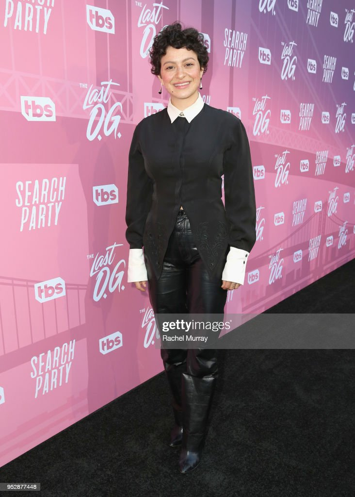 For Your Consideration Red Carpet Event for TBS' Hipsters and O.G.'s : News Photo