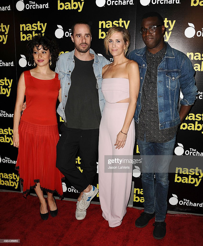 "Los Angeles Premiere Of The Orchard's ""Nasty Baby"" - Arrivals"