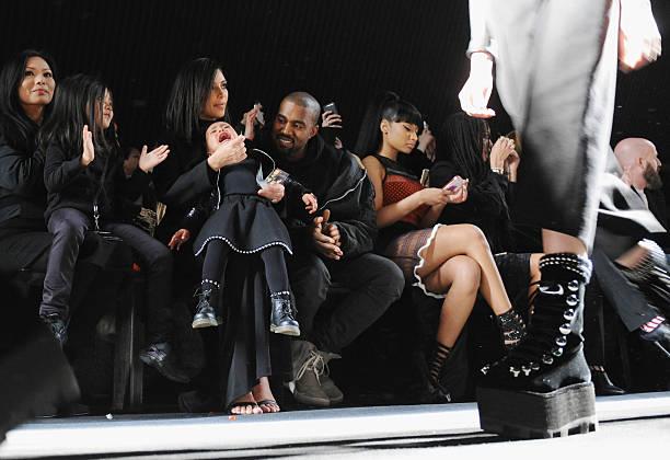 Alexander Wang - Front Row - Mercedes-Benz Fashion Week Fall 2015