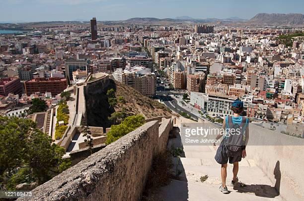 Alicante fortress