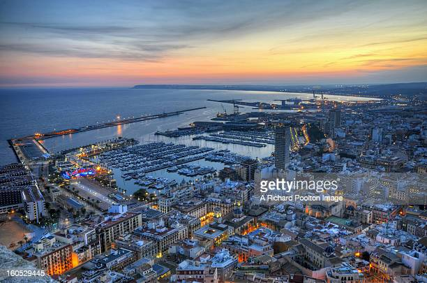 Alicante, From Above, Desde Arriba