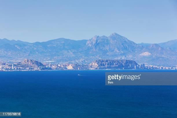 alicante (province valencia, spain) - mediterranean culture stock pictures, royalty-free photos & images