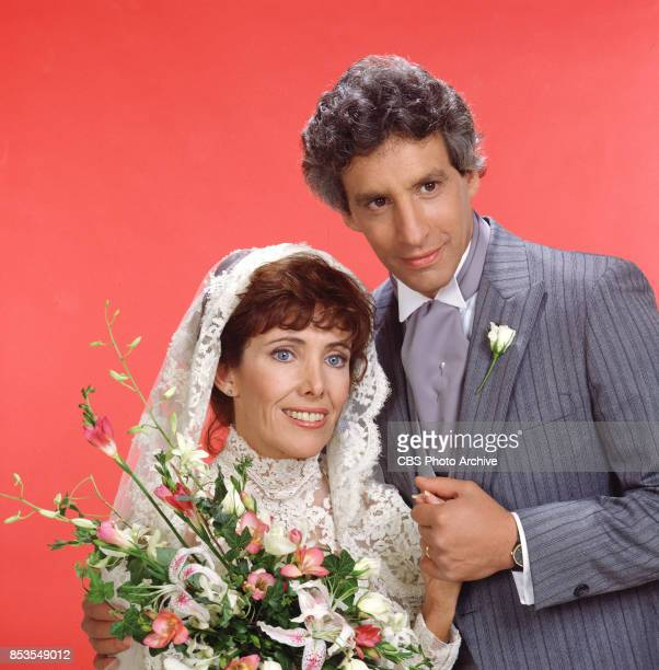 Alice a television situation comedy originally broadcast on CBS Featuring Beth Howland and Charles Levin Image dated June 1 1983