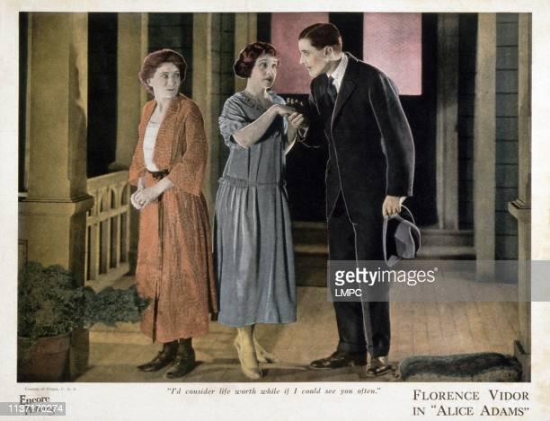 Margaret McWade Florence Vidor Harold Goodwin 1923