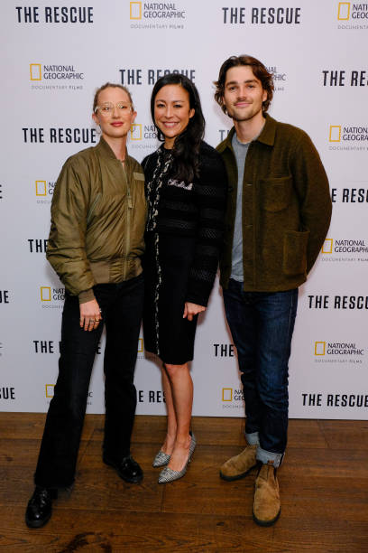 GBR: 'The Rescue' Special Screening