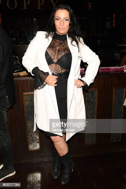 Alice Amter arrives at Bachelor Lions Film Premiere on January 9 2018 in Hollywood California