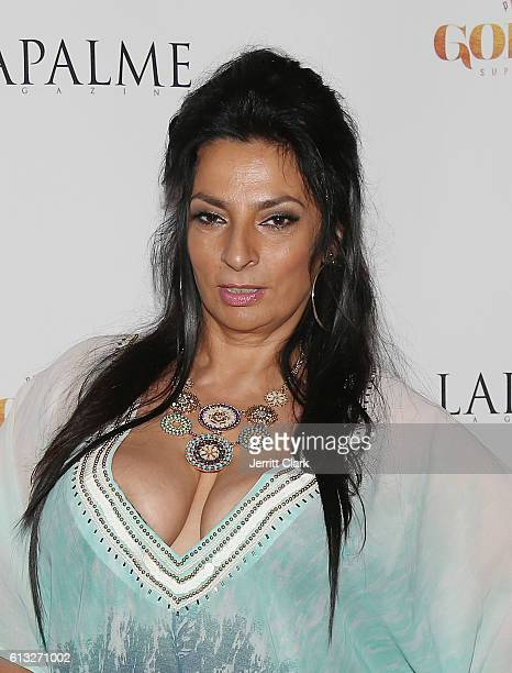 Alice Amter attends the LaPalme Magazine Fall Issue Party at Le Petit Paris on October 7 2016 in Los Angeles California