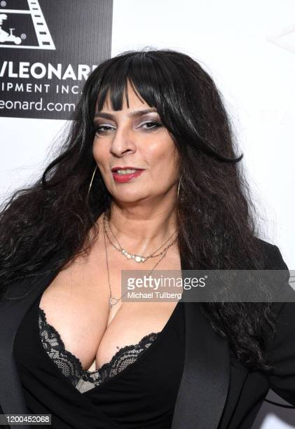 Alice Amter attends the Society of Camera Operators Lifetime Achievement Awards 2020 at Loews Hollywood Hotel on January 18 2020 in Hollywood...